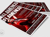 04 flamenco flyer template v1