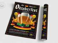 03 oktoberfest flyer template v12