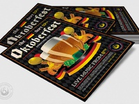 04 oktoberfest flyer template v12