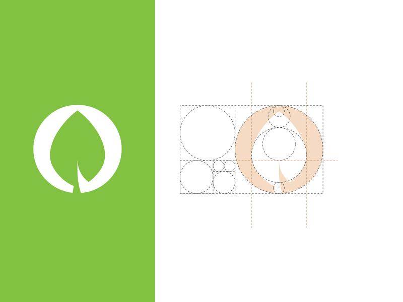 Paymongo logo & grid leaf logo brand identity identity golden ratio logo logo grid negative space leaf nature mark symbol logo branding golden ratio logo design
