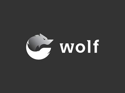 Wolf logo design & golden ratio grid animal brand identity branding golden ratio animal logo wolves wolf symbol logo logo design