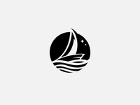 Sea and Sailing Logo