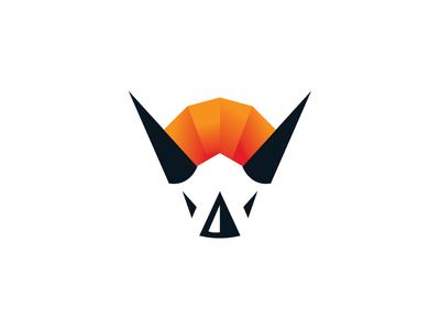 Triceratops Symbol