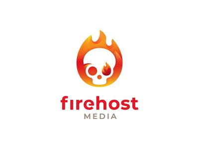 Firehost logo design