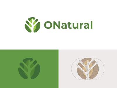 ONatural Logo