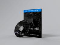 DVD Movie Case with DVD