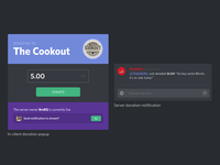 Discord Donations