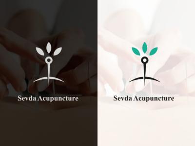 Acupuncture Logo design acupuncture minimal identity branding design branding brand logo design logo