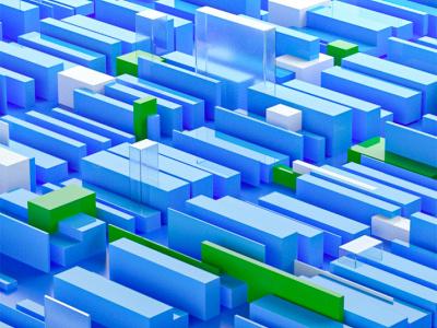 Mograph cubes octane render octane 3 glass daily 3 render cinema 4d octane 3d c4d