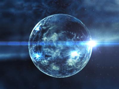 Spherical Ice