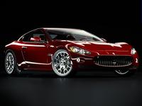Maserati Octane Studio Setup