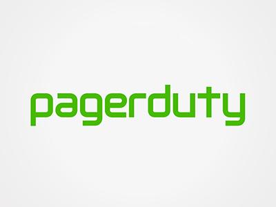 PagerDuty identity brand logo