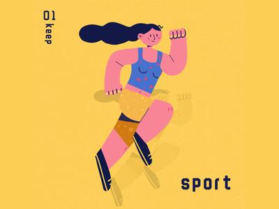 Keep sport