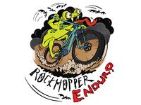 Rockhopper Enduro Evil Frog Logo