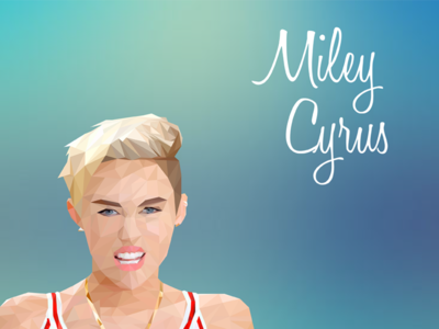 Miley Cyrus Poly