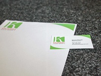 Khululeka Letterhead And Business Card