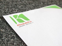 Khululeka Letterhead And Logo