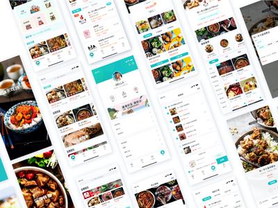 Food delivery App Design app design