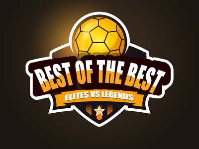 Football League Brand Logo Design