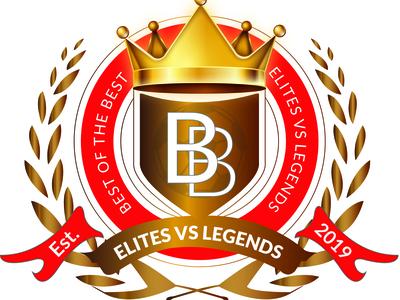 Best Of The Best Football League Logo Design