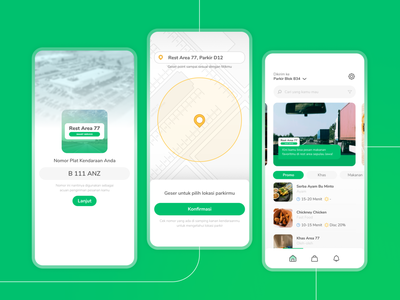 UIUX Design for Food Ordering Services uiux app design application ui ux