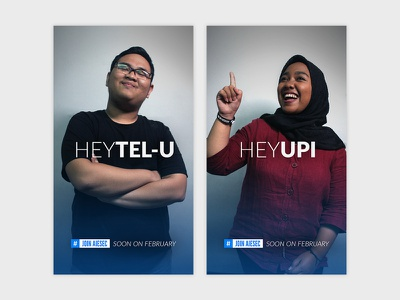 AIESEC Members Recruitment Poster simple ux photography design organization aiesec