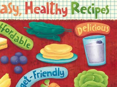 Cookbook food recipes cookbook