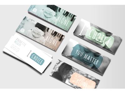 I Choice Business Cards i choice business cards branding logo callout photography