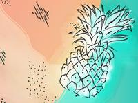 pineapple 🍍 vibes