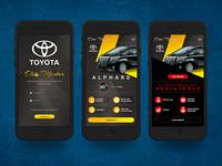 Car Elite Club Phone App