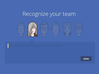 Recognize Team Prompt 1