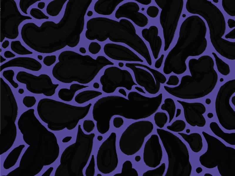 A Splashing Pattern