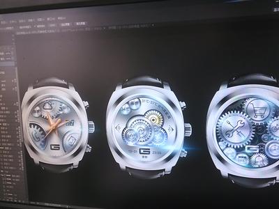 Smart Watch UI