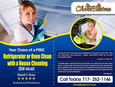 Professional Cleaning Service flyer Photoshop