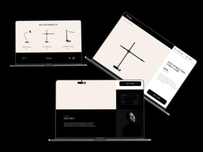 E-Commerce Website Design | UI/UX |