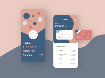 Mobile App - Digital Wallet