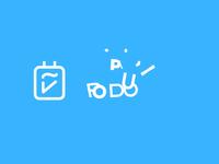 Keep Productive Reveal youtube youtube logo after effects ae motiongraphics motion design motion logoanimated animation reveal logo borisov boris