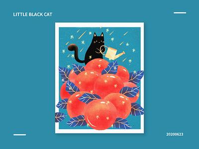 20200623 cat 设计 插图 design illustration