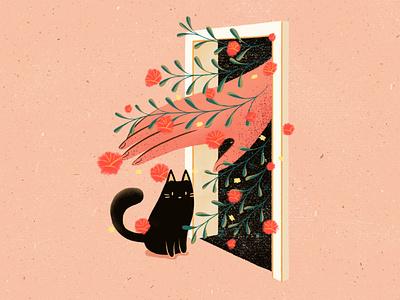 20200625 cat 设计 插图 design illustration