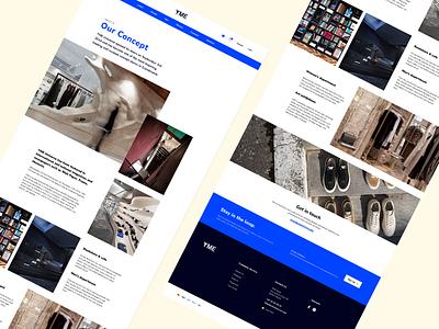 About us - Redesign website design web design website grid design grid layout grid minimal layoutdesign design branding