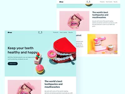 Dentistry e-commerce site