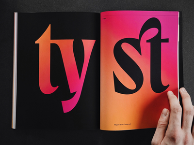 Magalie Preview mark van leeuwen bold serif serif font font design typeface design type design ligatures ligature new font typeface typography font type