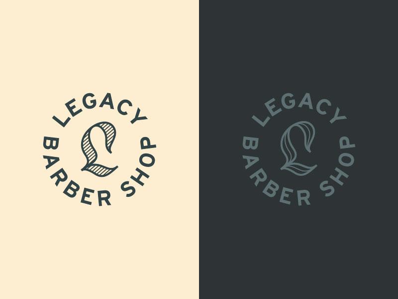 Legacy Mark branding logo logo design vintage identity brand
