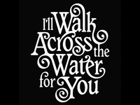 Walk Across the Water