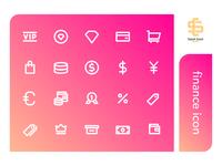 Finance Premium Icons