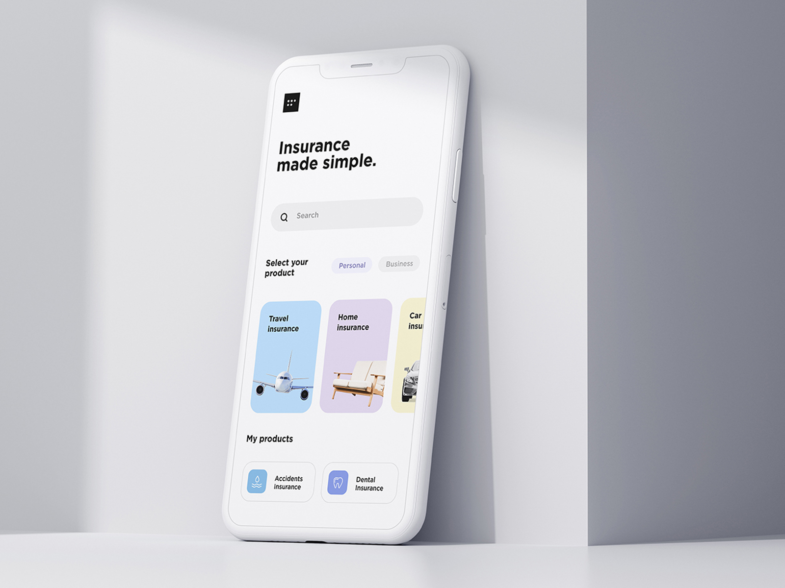Insurance Marketplace Ios App Saas By Dmytro Lets On Dribbble