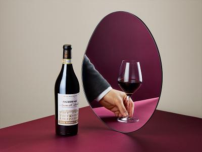 MAI DIRE MAI italian food winery wine redwine photography