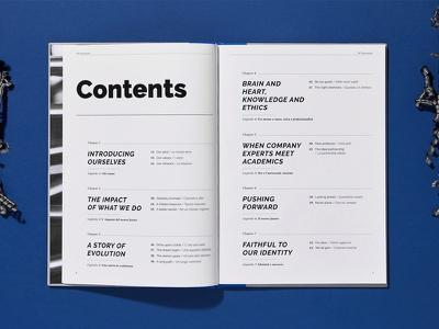 Company monograph typography index book editorial design editorial design brand branding