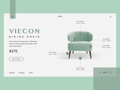 E-commerce - shot designer webdesign web market software design shot dribbble art designs bitcoin app branding minimal illustration design ux ui shop logo ecommerce