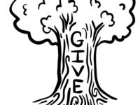 Sheep Fold - Tree